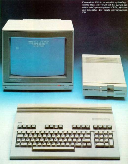 Commodore 128 - Remi's Classic Computers