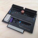 CDTV internal SCSI controller