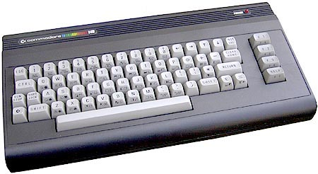 Commodore 16 computer