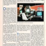 C64 in the american magazine Compute!, September 1985