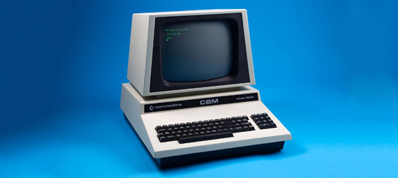 Commodore CBM 8032