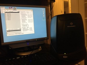 SGI-O2 workstation