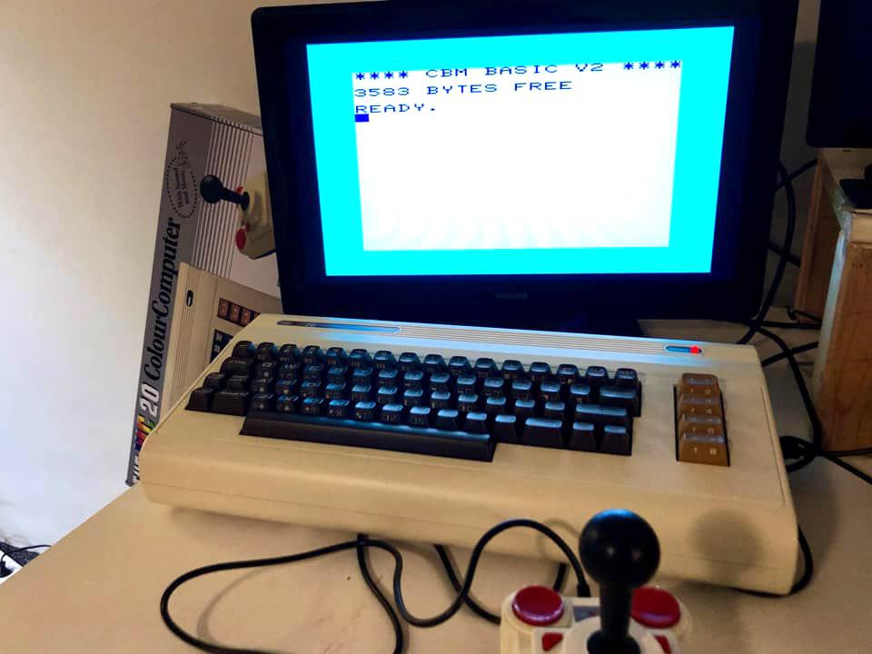 "The VIC 20 - a modern ""remake"""
