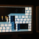 A2088 PC emulator card running Prince of Persia on a separate monitor.