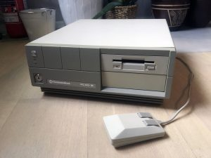 Commodore PC40-III in my collection.