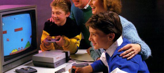 NES advertising