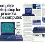 Amstrad CPC 464 advert from a magazine