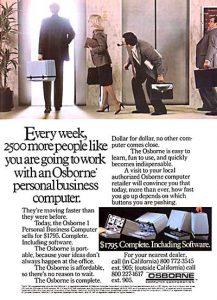 Osborne 1 - advert