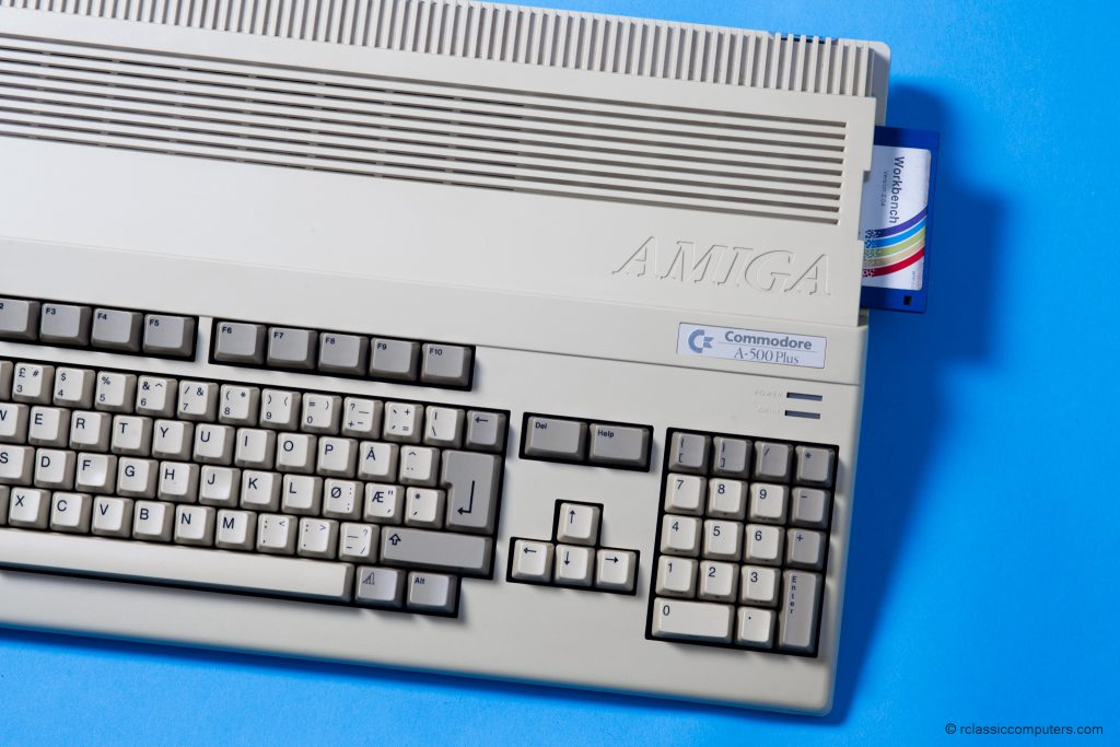 My Amiga 500 Plus