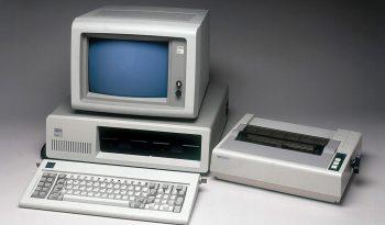 IBM Personal Computer - IBM model 5150